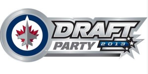 Jets draft party