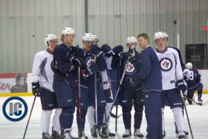 IceCaps Coach McCambridge leads Group B