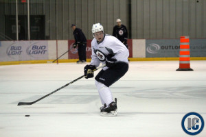 Jacob Trouba as Development Camp