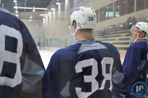 Nic Petan at Development Camp