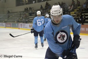 Scheifele at Development Camp