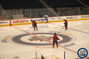 Practice at MTS Centre