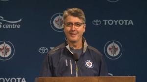 Coach Noel  (October. 11, 2013)
