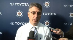 Coach Noel post-game vs. Preds