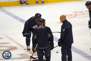 Huddy talks to Bogosian
