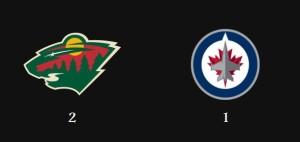 Wild defeat Jets