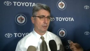 Coach Noel post-game lose to Flyers