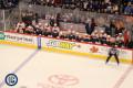 Flyers bench (November 15, 2013)