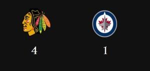 Hawks beat Jets