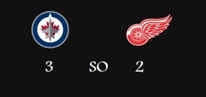 Jets beat Wings in SO