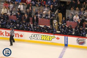Jets bench (November 4, 2013(