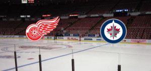 Joe Louis Arena Background