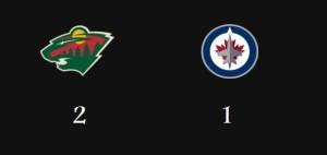 Wild beat Jets