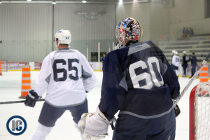 Eric Comrie at Development Camp 2013