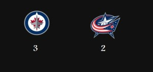 Jets beat Jackets 3-2