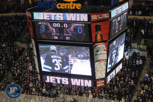 Jets beat Sabres 3-0 on NYE