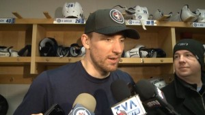 Blake Wheeler on Olympic nod