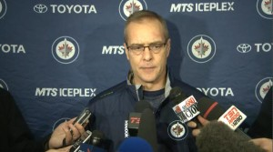 Coach Maurice (January 14, 2014)