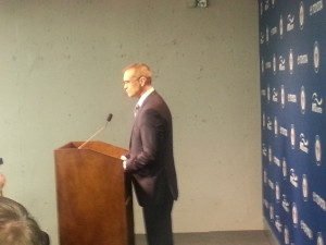Coach Maurice (January 18, 2014 post-game)