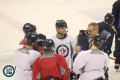 Coach Maurice first practice