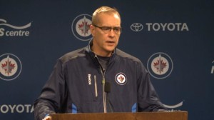 Coach Paul Maurice (January 15, 2014)