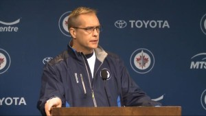 January 29, 2014 Coach Paul Maurice
