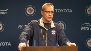 January 30, 2014 Coach Maurice