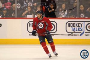 Kane at practice