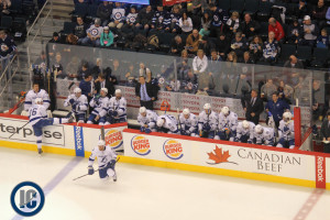 Lightning Bench (January 7, 2014)