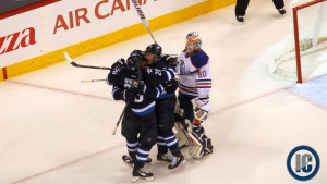 Trouba gets OT winner