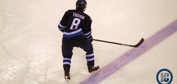 Trouba on the blueline