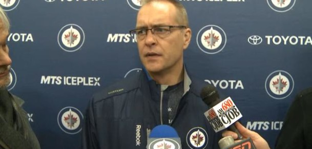 Coach Maurice (February 20, 2014)