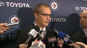 Coach Maurice post-game (February 2, 2014)