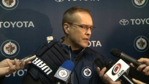 Coach Maurice pre-game (February 4, 2014)