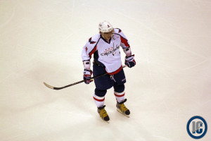 Ovechkin gets set up