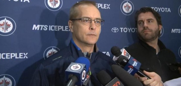 Coach Maurice (March 13, 2014)