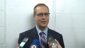 Coach Maurice pre-game (March 17, 2014)
