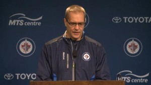 Coach Maurice pre-game (March 4, 2014)