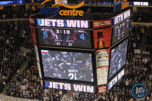 Jets beat AVs in OT