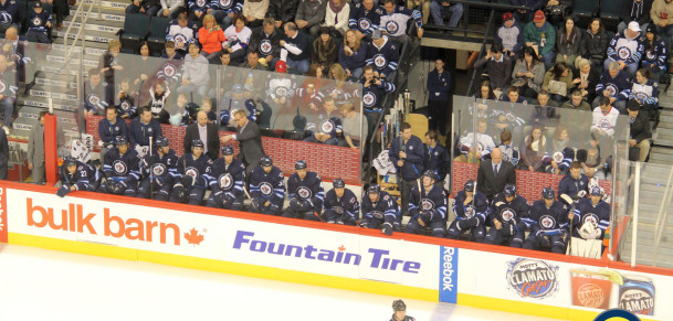 Jets bench (March 14, 2014)