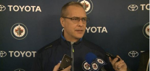 March 10, 2014 Coach Maurice pre-game