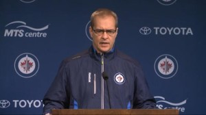 March 12, 2014 Coach Maurice pre-game