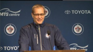 March 19, 2014 Coach Maurice pre-game