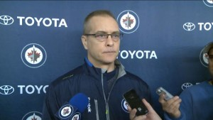 March 24, 2014 Coach Maurice pre-game vs. Dallas