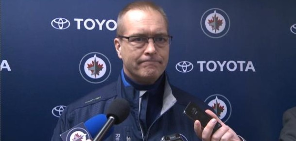 March 27, 2014 Coach Maurice pre-game