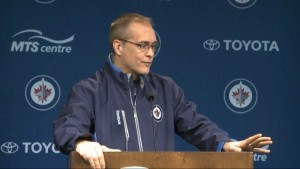 April 10, 2014 Coach Maurice pre-game