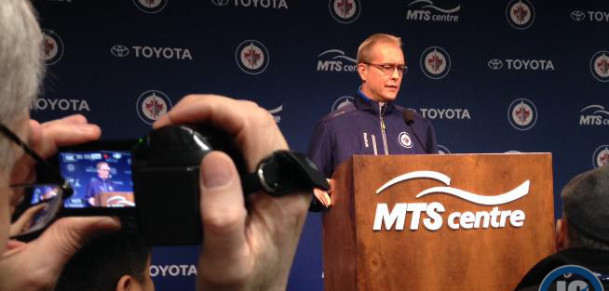 April 13, 2014 Coach Maurice end of season interview