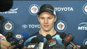 April 13, 2014 Jacob Trouba end of season interview