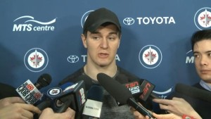 April 13, 2014 Mark Scheifele end of season interview