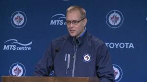 April 3, 2014 Coach Maurice pre-game